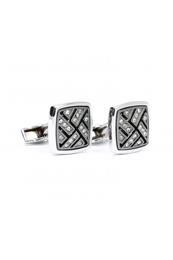 Grazie Filipeti Agora Diamonds Cufflinks