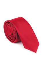 The Essential Red Tie