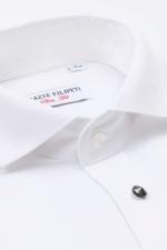Camasa de ceremonie cu butoni si guler pentru papion
