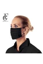Mască de protecție în 3 straturi (din bumbac egiptean)