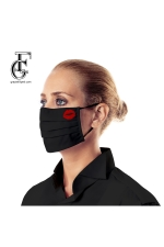 2-Layer Face Mask (kiss 01)