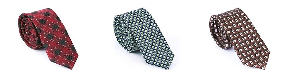 Slim Fit Ties