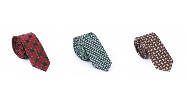 Slim Fit Ties